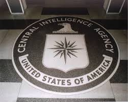 Mentally disturbed man wielding sword, fatally shot trying to drive into CIA headquarters
