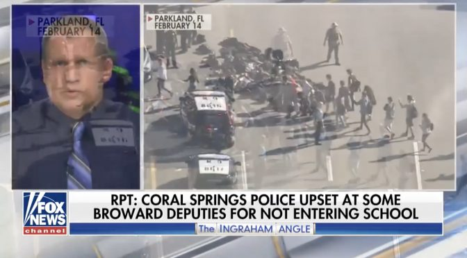 Parkland Shooting: Police Reports State Broward Deputies Cowered As Massacre Ensued