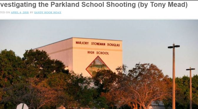 The Parkland School Shooting Post That Got Tony Mead Banned fromFacebook