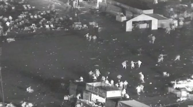 Las Vegas Police Release Mandalay Rooftop Footage of Route 91 Massacre