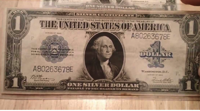 Inflation of Federal Reserve Note
