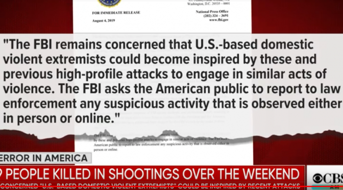FBI To Step Up Monitoring of Social Media
