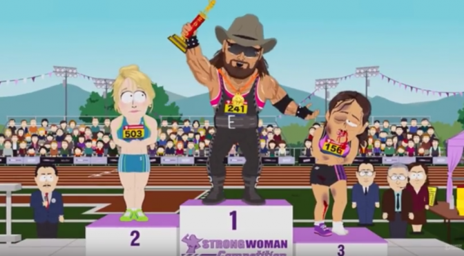 South Park Targets Gender-Demarcated Sports and Transgender Athletes