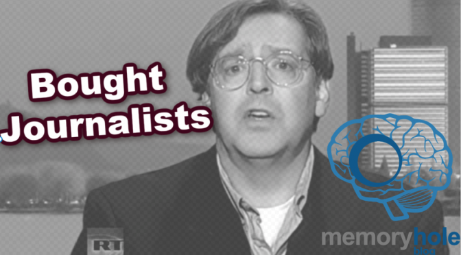 Bought Journalists: The Case of Udo Ulfkotte (Video)