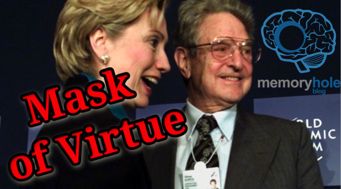 Nov 15 MHB Report – Mask of Virtue: The Philanthropy of Domestic Terror & Regime Change