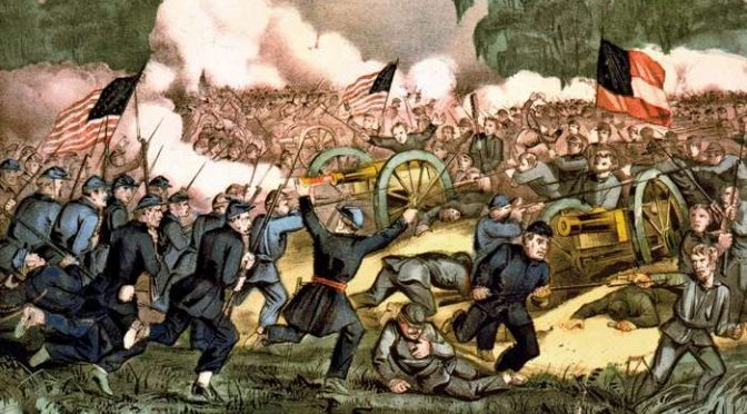 Extensive Analysis of America's Next Civil War and How It May Play out