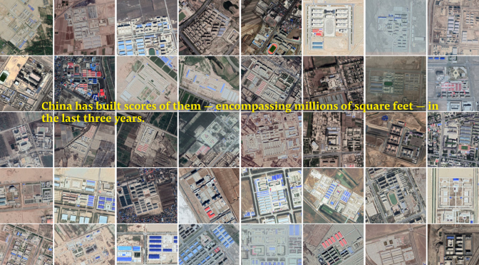 New Factories Discovered Inside China's Mass INternment Camps