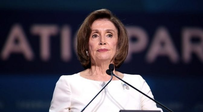 Nancy Pelosi's Brother Charged with Raping Underage Girls – FBI File