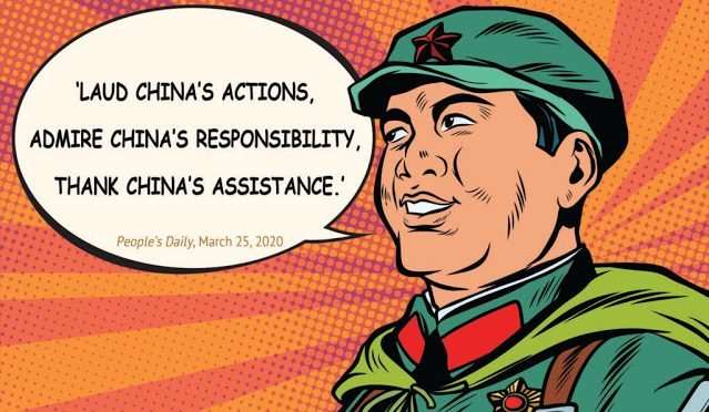 What does China really want? To dominate the world