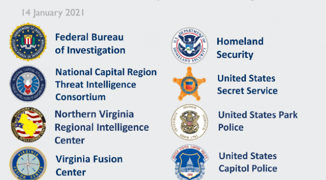 (U//FOUO) DHS-FBI-USSS Joint Threat Assessment: 59th Presidential Inauguration