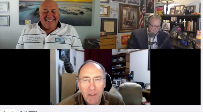 Charlie Ward and Simon Parkes, Interviewed by Doug Billings
