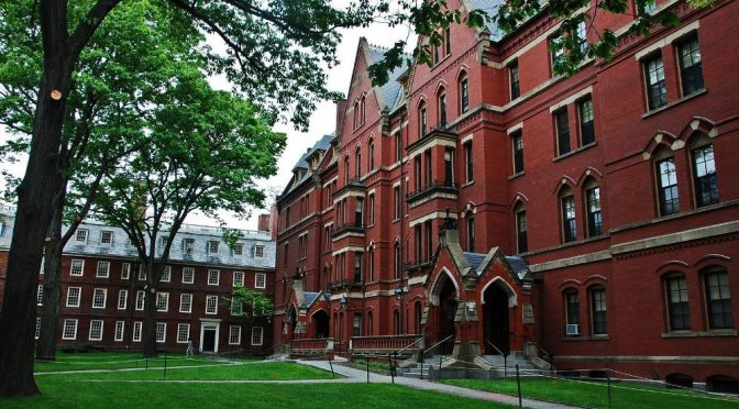 Leftist Harvard Students and Alums Want to 'Revoke Degrees' of Trump Officials and Allies