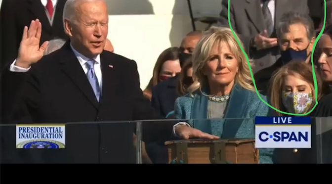 Biden Inauguration Mystery: Disappearing People