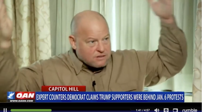 Expert counters Democrat claims Trump supporters were behind Jan. 6 protests
