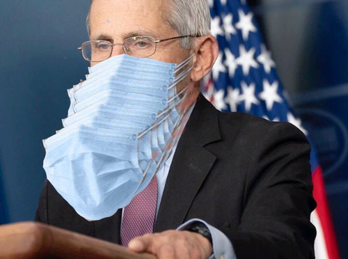 CDC Begins Recommending Wearing Two Masks