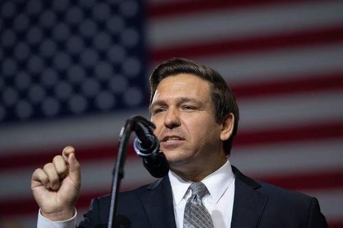 """DeSantis urges America to reject """"Faucism,"""" return to old normal"""