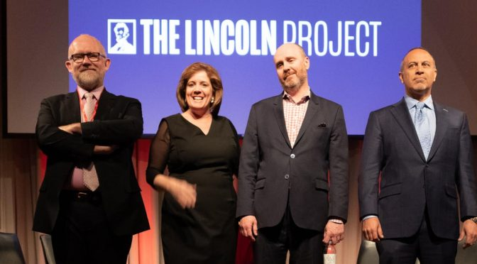 Lincoln Project donors REVEALED: include Romney's Bain Capital and China-linked companies