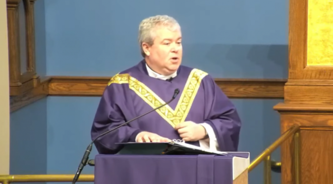 'Instrument of the devil': Priest sounds alarm on Equality Act