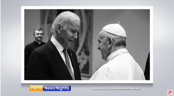 Poll shows majority of faithful Catholic laity in favor of refusing Communion to Biden