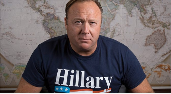 Is Alex Jones About to Betray his Followers and the Conspiracy Research Community?