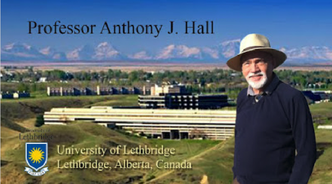 Anthony Hall's Politically-Motivated Expulsion From Academe