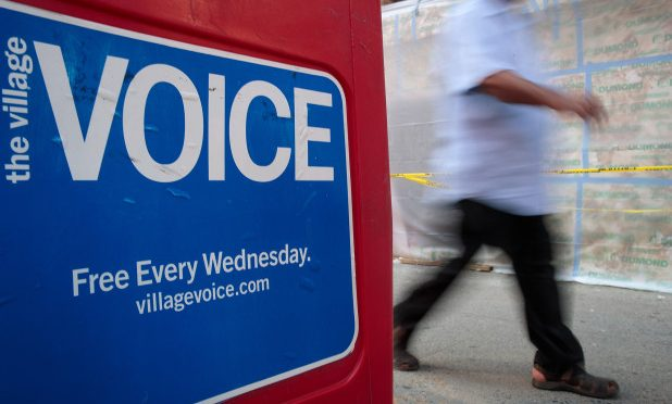 Village Voice Shuts Down After 63 Years