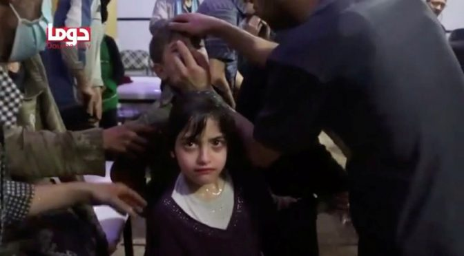 """Western Media to Push """"False Flag Provocation, Staged Chlorine Gas Attack"""""""