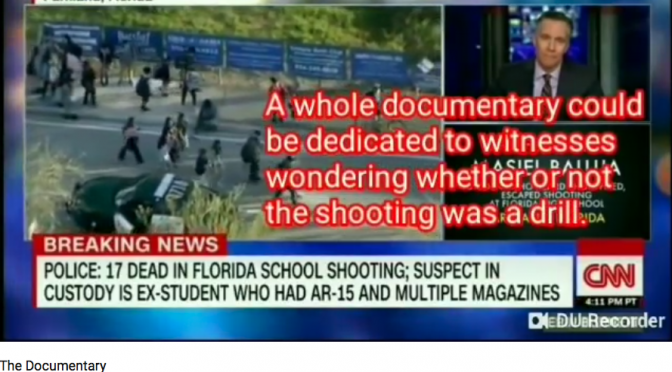 New Analysis of Parkland Shooting Dissects Media Disinformation (Video)