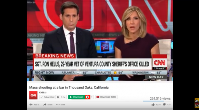 CNN Accidentally Airs the Truth About #Borderline Event (Video)