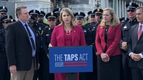 The TAPS Act: 'Red Flag Laws on Steroids'