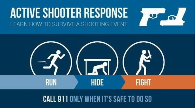 "Illinois School District Allows Students to Opt Out of ""Active Shooter Drills"""
