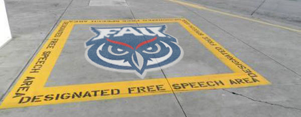 DID FAU Find the 'Winning Metaphor' TO Defeat the First Amendment?