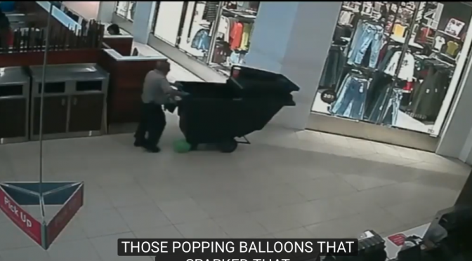 Popping Balloons Sparked Panic at Boca Mall (Video)