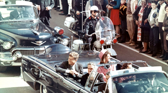 Unspeakable Memories: The Day John Kennedy Died