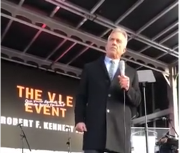 Robert Kennedy Jr. Address at Vaccine Injury Epidemic (VIE) Rally
