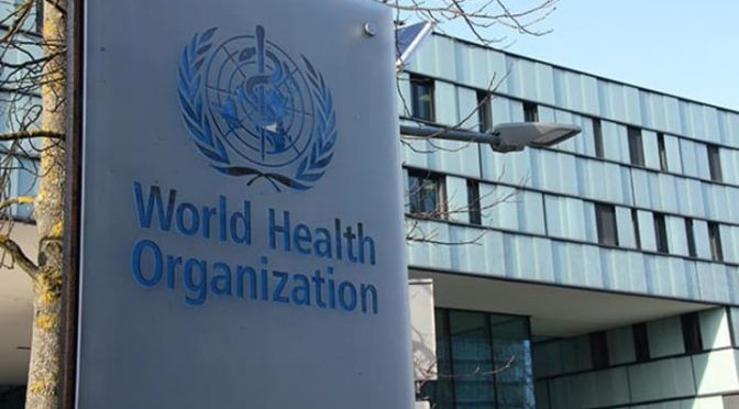 Italian Catholic Association to Bring Criminal Proceedings Against the World Health Organization