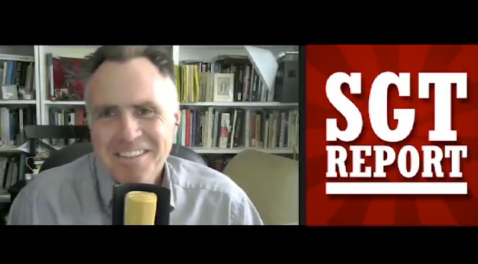 A Deep Dark World Is Being Exposed: James Tracy on SGT Report