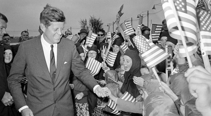 JFK and the Lost Prospects for Peace