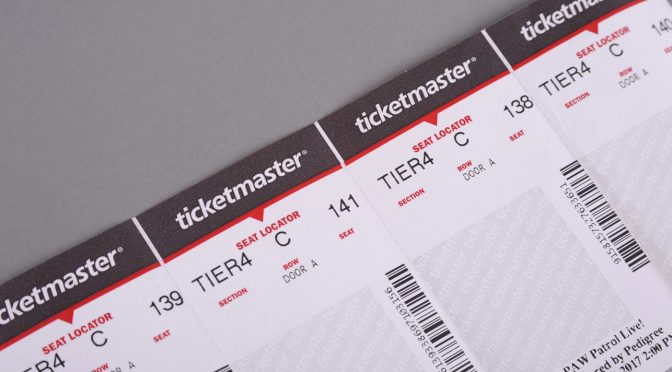 Ticketmaster exploring negative COVID-19 test or vaccination to attend concerts