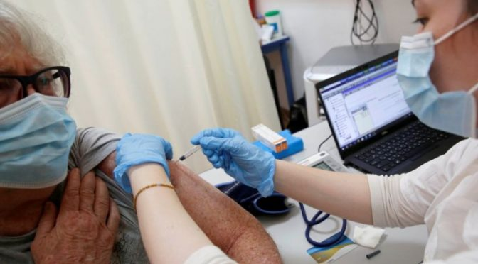 Vaccinated Israelis to Get 'Green Passport' Allowing Them to Attend Events, Eat at Restaurants