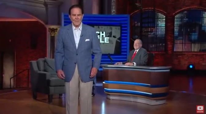 Rich Little on Huckabee (Video)