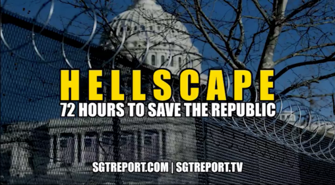 72 Hours to Save the Republic (Video)