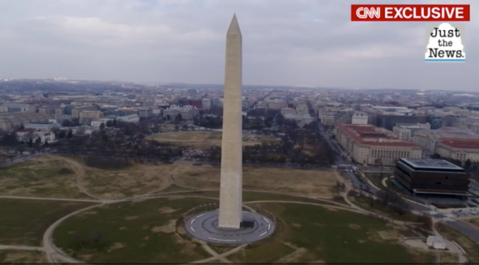Exterior lights unexpectedly go dark on Washington monument