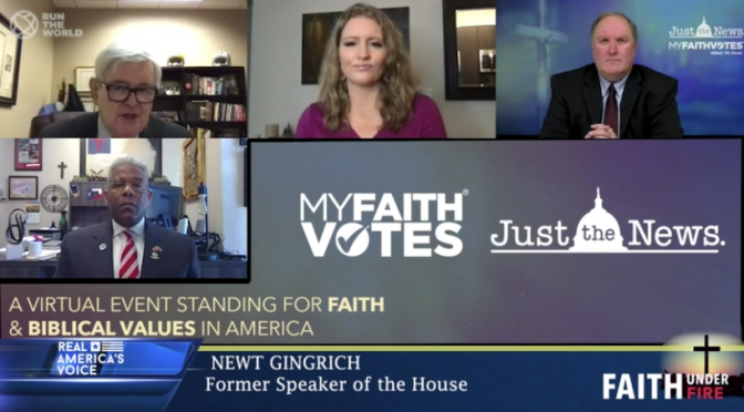 Faith Under Fire: Gingrich warns U.S. religious liberty in gravest peril since Revolutionary War