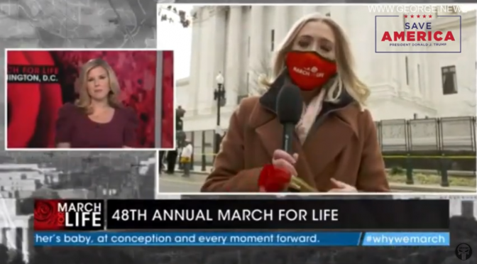 Live March For Life 2021 Virtual Event