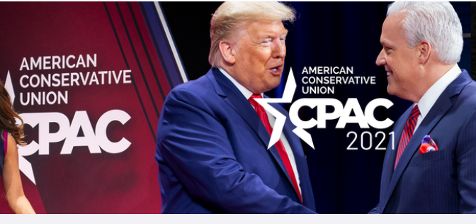 CPAC 2021: 'American Uncancelled' – General Session Live Stream