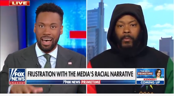Black Guns Matter founder: Most Americans see the 'fake media' CNN is