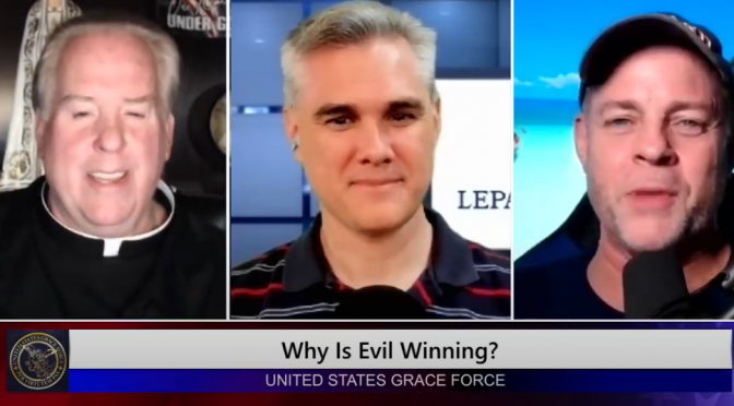 Why is Evil Winning? (Video)